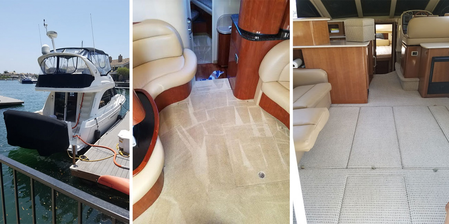 Yacht & Boat Cleaning
